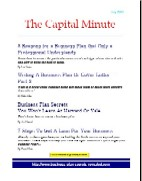 Capital Minute July 2006