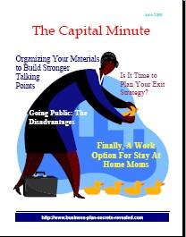 Capital Minute June 2006